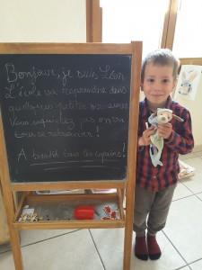 Message by Léon